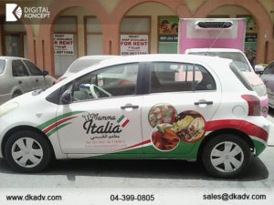 car advertisement in dubai ajman sharjah abu dhabi